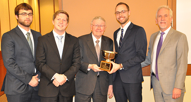 Judge Lloyd D. George Moot Court Competition Winners