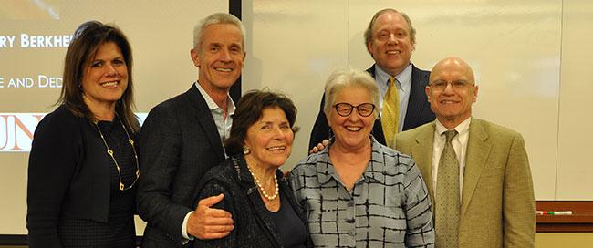 Mary Berkheiser Retirement Celebration