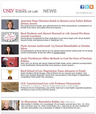 BSL News December 2011