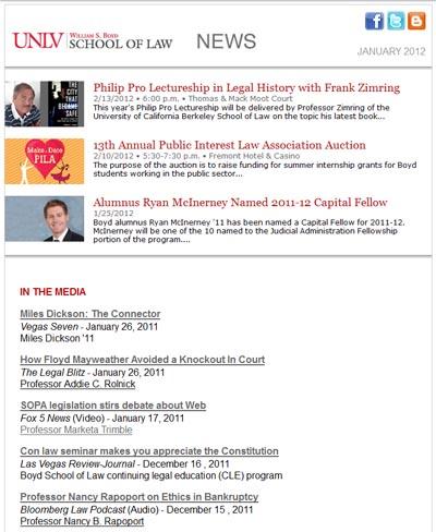 BSL News February 2012
