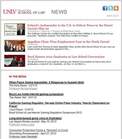 BSL News May 2012