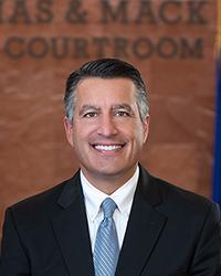 Governor Brian Sandoval (ret.)