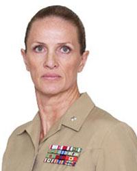 Lt Col Cindie Blair '03
