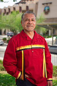 Chairman Ken Ramirez