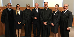 Kaufman Securities Law Moot Court Competition