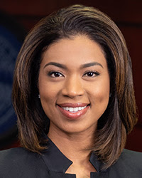 Sandra Douglass Morgan, '03