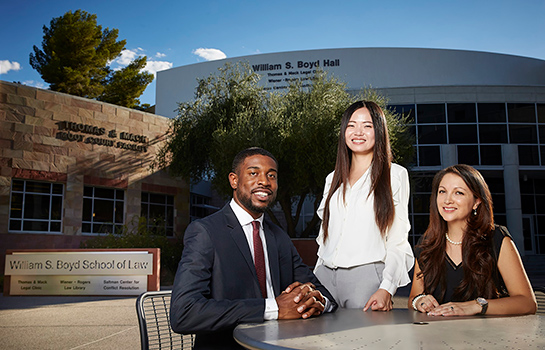 Juris Doctor | UNLV   William S. Boyd School of Law