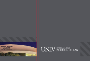 UNLV Law Viewbook