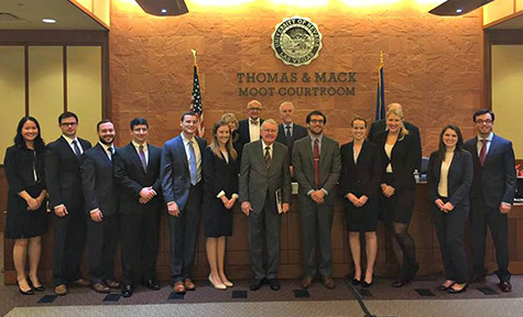 Bankruptcy Moot Court Competition