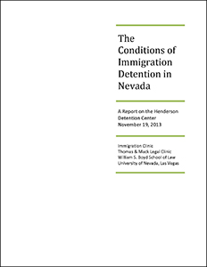 Henderson Detention Center Report