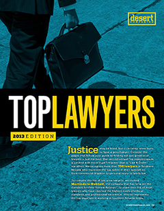 Desert Companion Top Lawyers