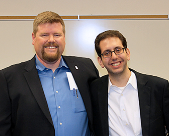 Stephen Davis and Gil Kahn