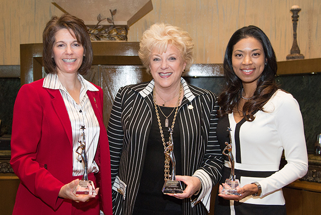 Olive Crest Ladies of Distinction Luncheon Honorees