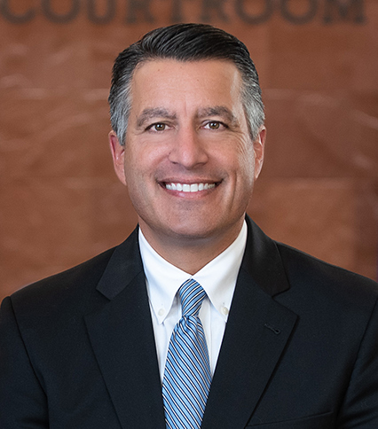 Governor Brian Sandoval's image