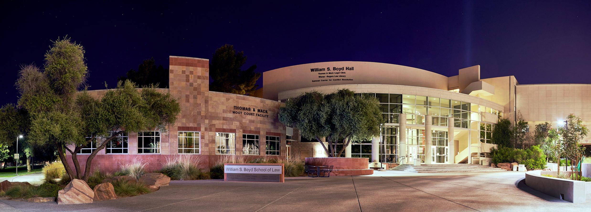 William S. Boyd School of Law