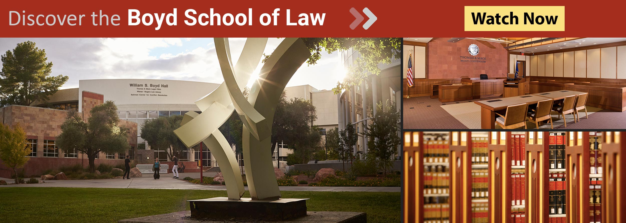 Discover the Boyd School of Law - Watch Now