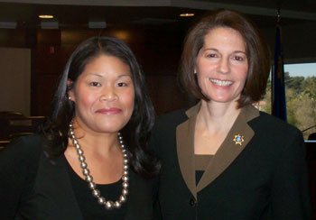 Photo of Boyd alumna Rona-Kaye Tuitele