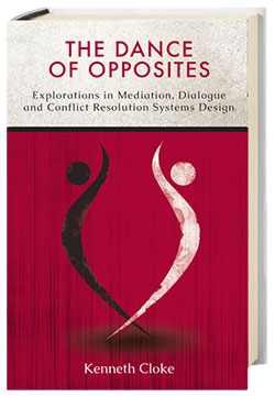 Book Cover: The Dance of Opposites
