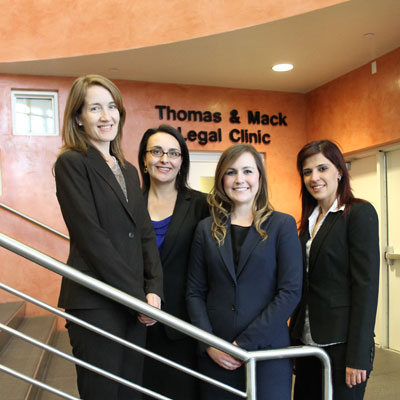 The Appellate Clinic Team