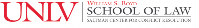 Saltman Center for Conflict Resolution