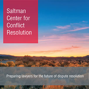 Saltman Center Newsletter