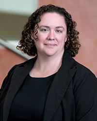 Chelsea M. Baldwin, Director of Academic Success