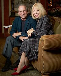 Michael Saltman & Sonja Saltman