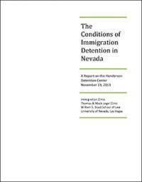 Henderson Detention Center Report