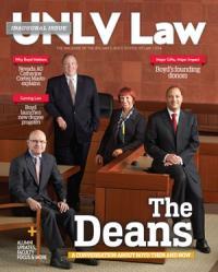 UNLV Law Magazine 2014