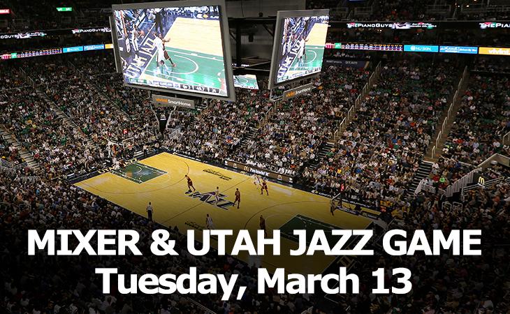 Mixer & Utah Jazz Game - Tuesday, March 13