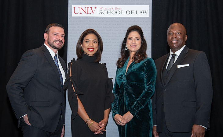 2019 Boyd School of Law Alumni Dinner