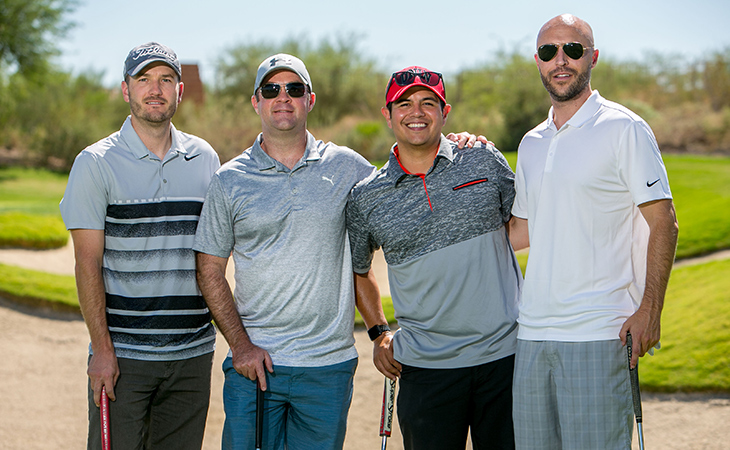 2018 Boyd School of Law Alumni & Friends 5th Annual Golf Tournament