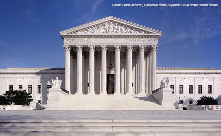 U.S. Supreme Court Swearing-In Ceremony