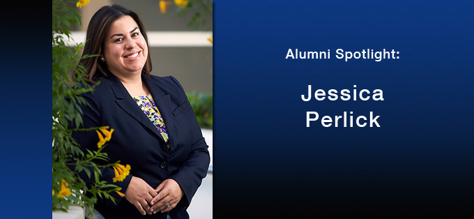 Alumni Spotlight: Jessica Perlick